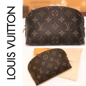NWOT Louis Vuitton Cosmetic Pouch